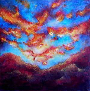 072313 sedona sunset