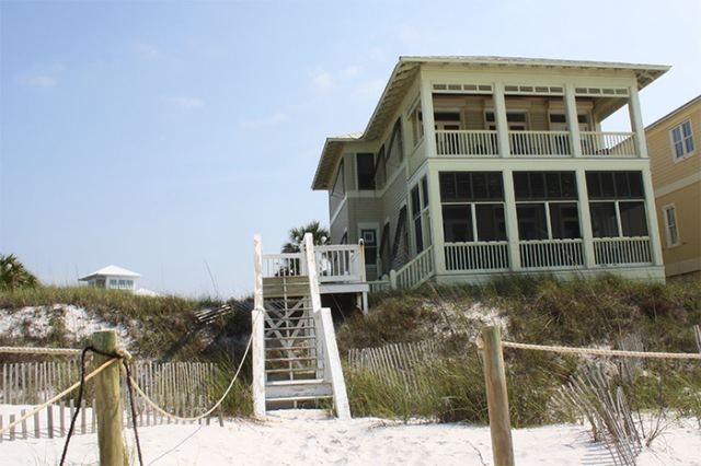 Carillon Beach, Florida Permanent Vacation Home