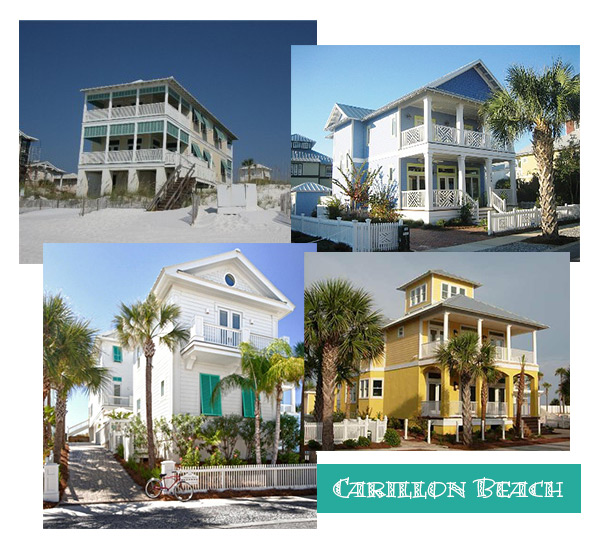 Carillon Beach houses