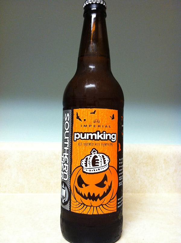 Southern Tier Pumking Beer - A Pumpkin Beer