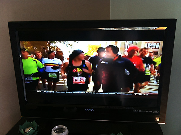 ING New York City Marathon on TV