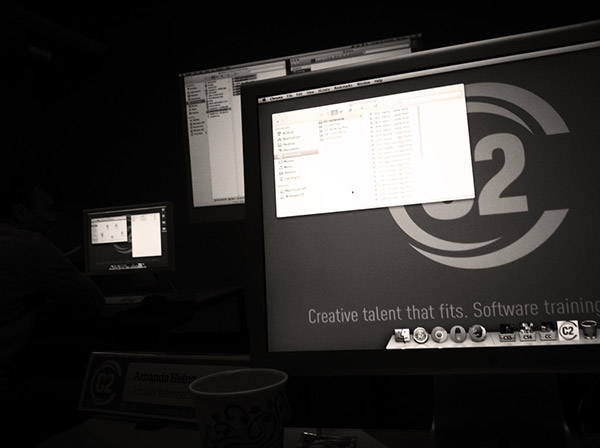 C2 Graphics web training course