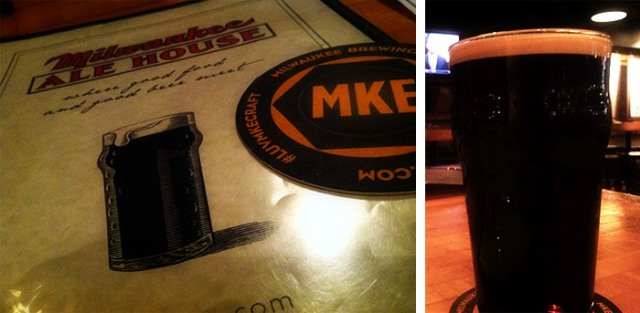 Milwaukee Ale House | Sheepshead Stout