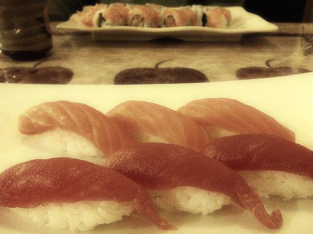dreamy sushi