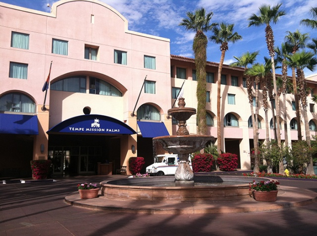 tempe palms hotel