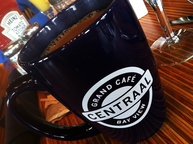 Brunch in Milwaukee at Cafe Centraal