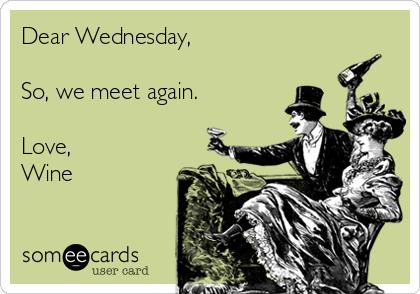 wino wednesday